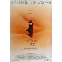 Под покровом небес / The Sheltering Sky (Бернардо Бертолуччи / Bernardo Bertolucci)  DVD9 + DVD5