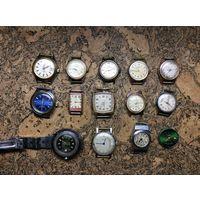 Часы Аврора,Весна,заря,луч и др.Старт с рубля.
