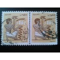 Египет 1985 стандарт, пара