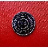 43-12 Египет, 25 пиастров 2008 г.