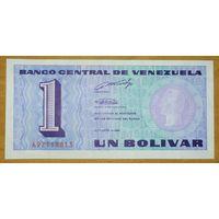 1 боливар 1989 года - Венесуэла - UNC