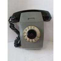 Аппарат телефонный настенный. СССР 1979 г. Исправный.