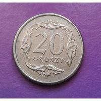 20 грошей 1998 Польша #02