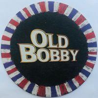 Подставка под пиво Old Bobby /Россия/