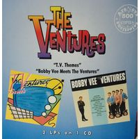 The Ventures - TV Themes & Bobby Vee Meets The Ventures