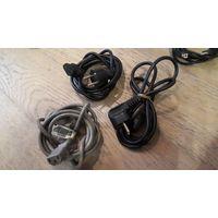 Шнур, силовой кабель питания принтера компьютера факса
