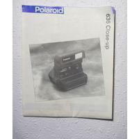 "Фотоаппарат ""Polaroid ""-руководство по эксплуатации"