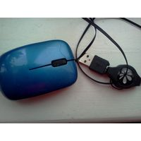 Мышка для ноутбука USB неисправная