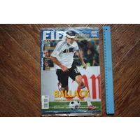 """Журнал """" FIFA""""  2008 г"""