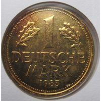 Германия, марка, 1983 J монета-письмо