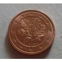 2 евроцента, Германия 2014 G