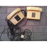 Телефоны стационарные 3 штуки