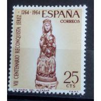 Испания Дева Мария 1964