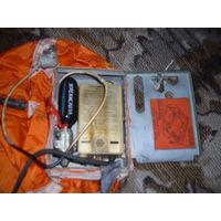 Радиостанция 855 УМ, с надувной антенной,  с пломбой, баллончик с углекислотой заправлен.ТОЛЬКО САМОВЫВОЗ