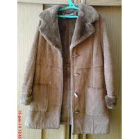 Дублёнка ,куртка и  пальто 48 р