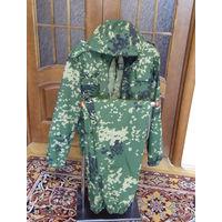 Камуфляж костюм (куртка и штаны) лёгкий