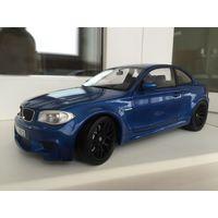 BMW 1-er M Coupe 1-18 Minichamps