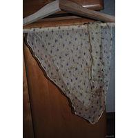 """Шарф-платок лёгкий, 100% Silk -""""ПОЛЁТ ФАНТАЗИЙ""""-подойдёт практически под всё!"""