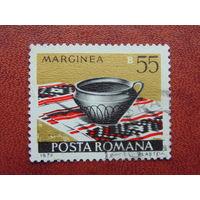 Румыния 1973г. Посуда.