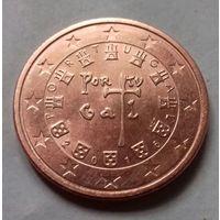 5 евроцентов, Португалия 2016 г., AU
