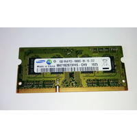 Оперативная память ноутбука DDR3 10600 1Gb.