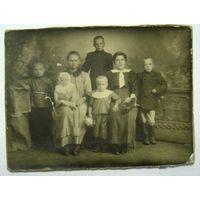 Фото до 1917г. Размер 12.5-17см.