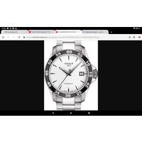 Швейцарские механические часы Tissot Automatic Оригинал. Коробка и документы.