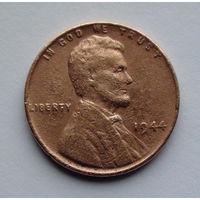 США 1 цент. 1944
