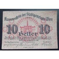 Нотгельд. 10 геллеров #13