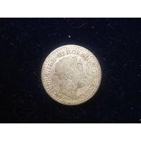 1 грош, 1827г, серебро, 30 часть талера.
