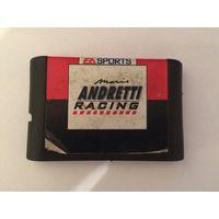 Mario Andretti Racing - Sega