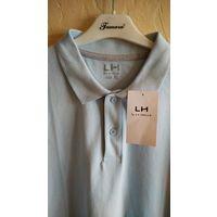 Рубашка-поло мужская фирмы LA HALLE (Францияя). Размер XL. 100% cotton.