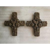 Кресты.