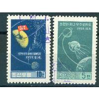КНДР Луна-2, Луна-3 серия 2м гаш