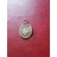 Медальен-образок(нательный) Польша