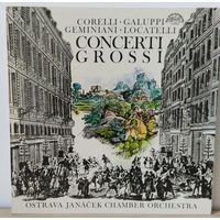 Concerti Grossi./ Corelli. Galuppi. Geminiani. Locatelli. / Mint