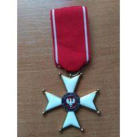 Орден Возрождения Польши (офицерский крест)