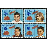 1979 Фиджи 416-419 Международный год ребенка