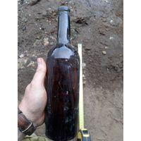 Бутылка 0,75 L. Вермахт.