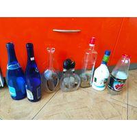 Бутылки для декупажа