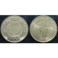 W: Ливия 100 дирхам 2009 (773)