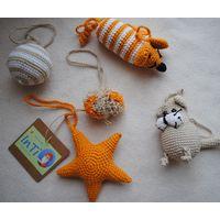 Игрушки для карусельки коврика шезлонга автокресла