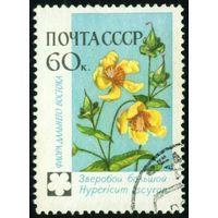 Флора СССР 1960 год 1 марка