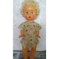 Кукла. Наташа. 57 см. СССР.