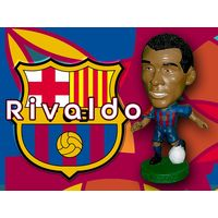 Rivaldo Barcelona 7 см Фигурка футболиста PROSTARS PRO620