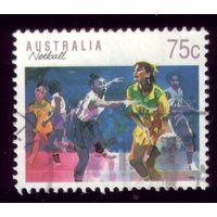 1 марка 1991 год Австралия Нетбол 1261