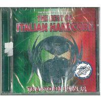 CD Various - The Best Of Italian Hardcore: Traxtorm Power (2001) Hardcore, Gabber