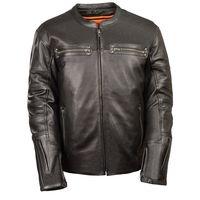 Кожаная куртка Milwaukee,размер S