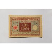 Германия, 2 Марки 1920 года, UNC-