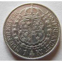 Швеция 1 крона 1932